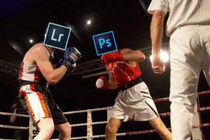 photoshop vs lightroom