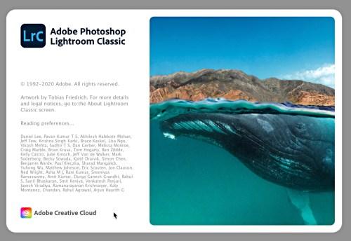 (MAC) Adobe Lightroom Classic (v10)