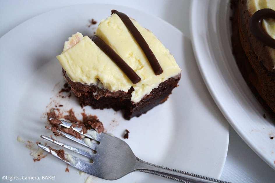 Recipe For Flourless Triple Chocolate Cake
