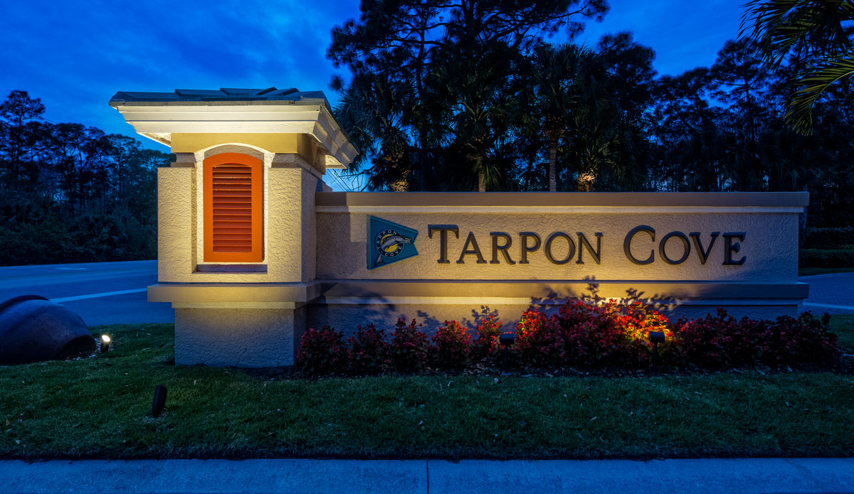 outdoor lighting in ft myers and naples lightscapes