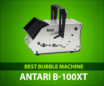 Best Bubble Machine