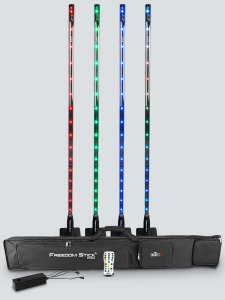 CHAUVET DJ Freedom Stick pack Review