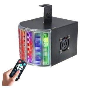 Solmore LED DJ Disco Party Stage Light Review