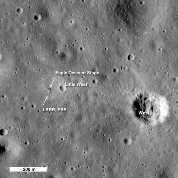 Eagle's Landing Site
