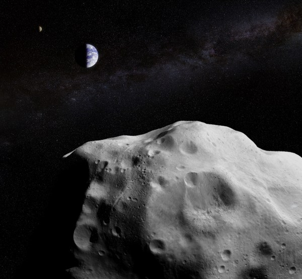 PHA PSA: There's No Need to Worry About Friday's Asteroid Pass