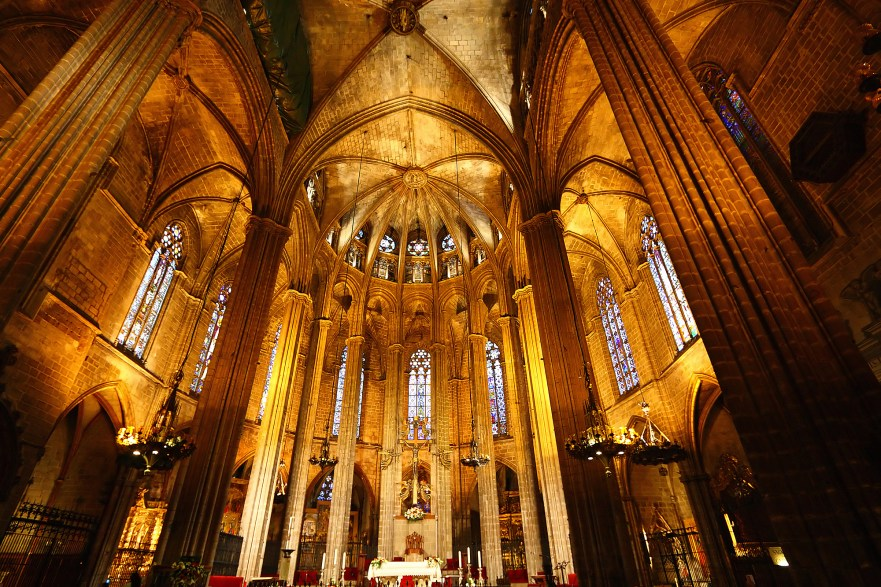Cathedral of the Holy Cross and Saint Eulalia, Barcelona