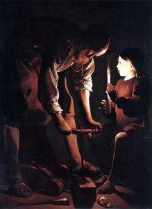 438px-Georges_de_La_Tour._St._Joseph,_the_Carpenter