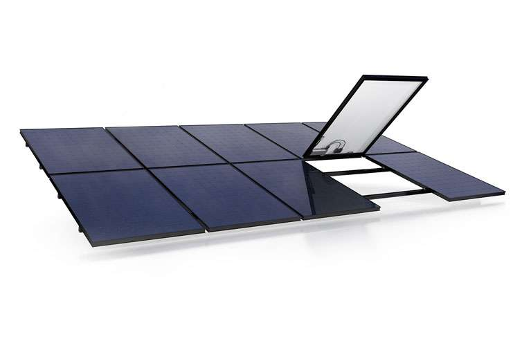 sunpoer solar panels