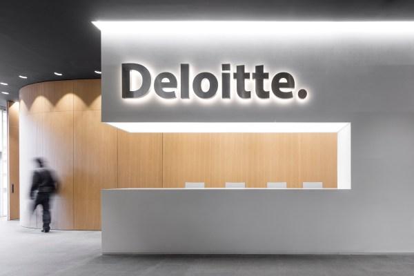 Deloitte's offices, Lisbon, Portugal