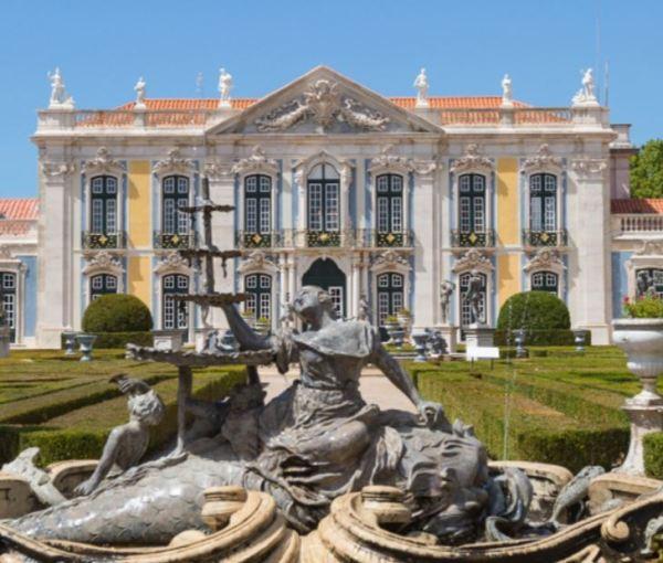 Palácio Nacional de Queluz, Queluz