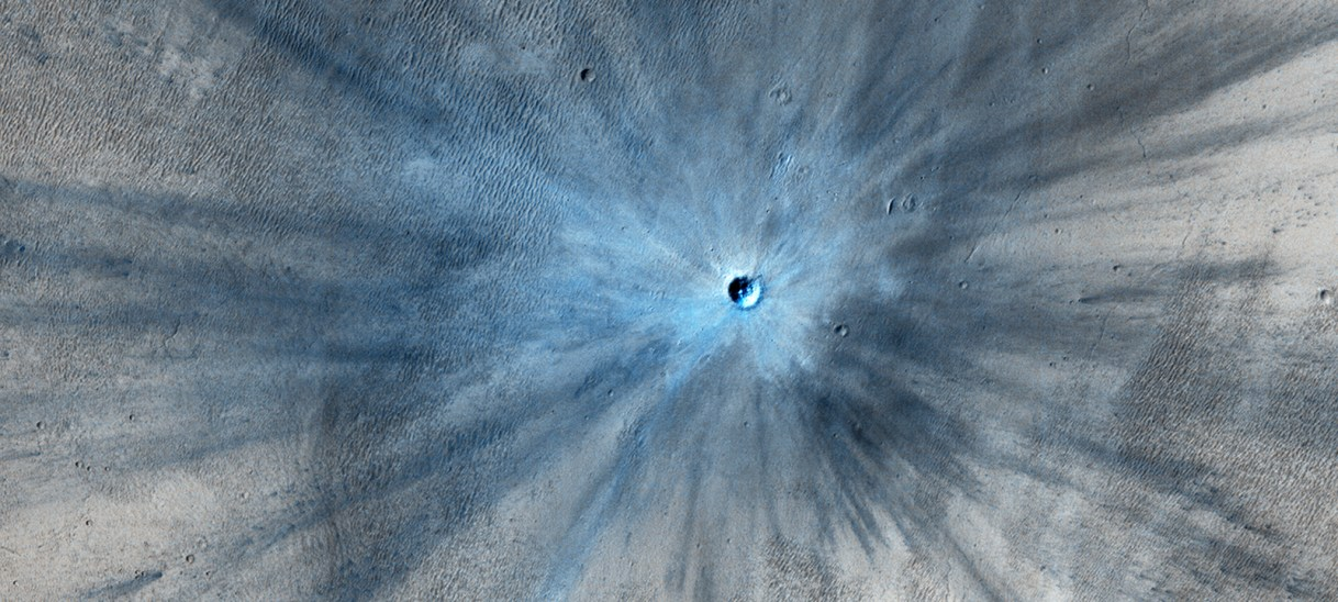 High-pressure experiments solve meteorite mystery