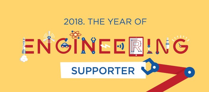 Inspiring the next generation by supporting the Year of Engineering