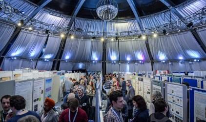 European XFEL User Meeting, 01.2018. (Credit: A. Heimken/European XFEL)