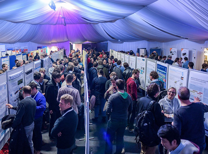 Record number of participants at User Meeting