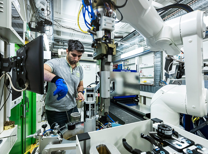 Serial crystallography develops by leaps and bounds at the ESRF