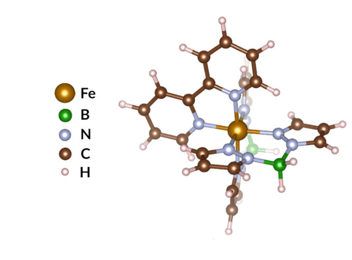Toward control of spin states for molecular electronics