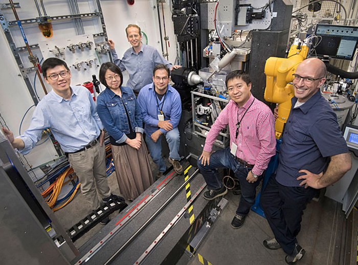New high-precision instrument enables rapid measurements of protein crystals