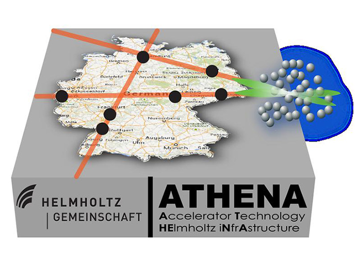 Helmholtz Association supports ATHENA