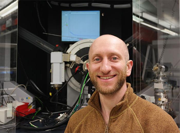 The 2018 Julian David Baumert Ph.D. Thesis Award