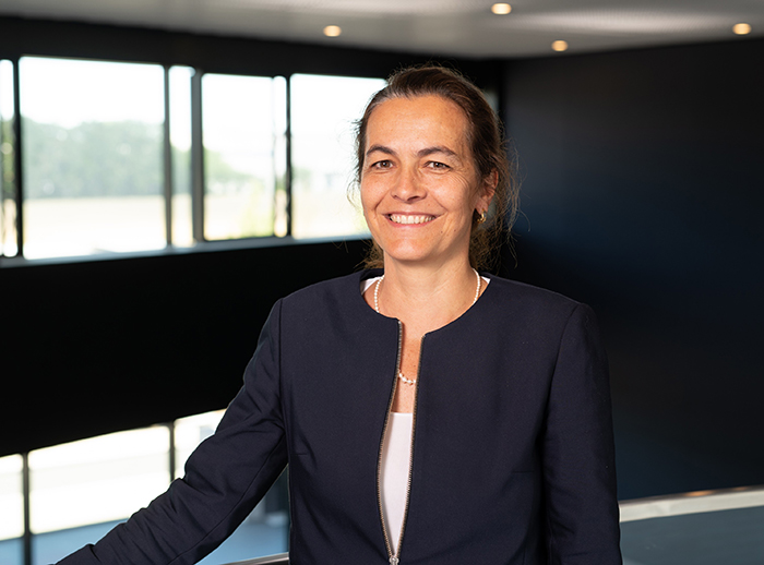 Maria Faury appointed new chair of the European XFEL Council