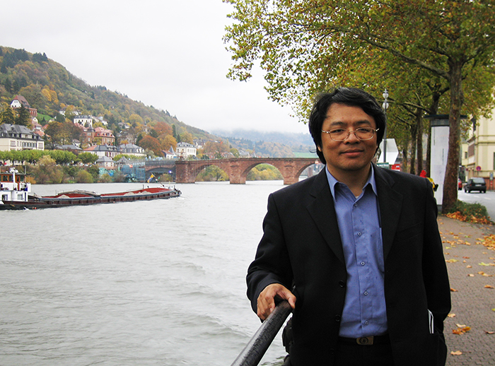 Dr. Gwo-Huei Luo new director of NSRRC