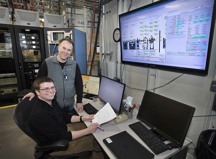 High-caliber research launches NSLS-II beamline into operations