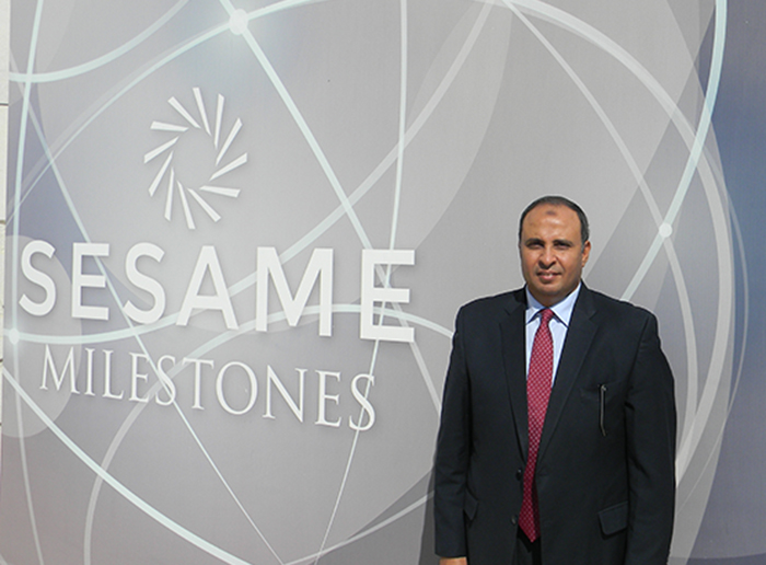 SESAME appoints a new administrative director