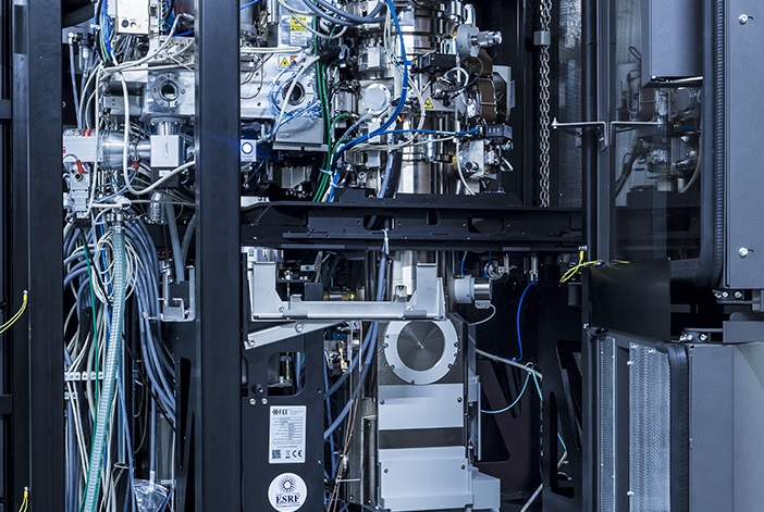 The ESRF CryoEM excels in its first year