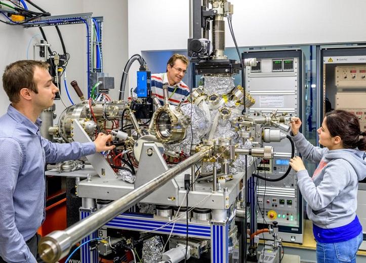 Towards upscaling the production of graphene nanoribbons for electronics