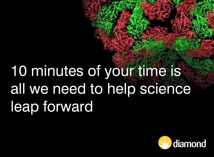 Spare 10 minutes to make science leap forward