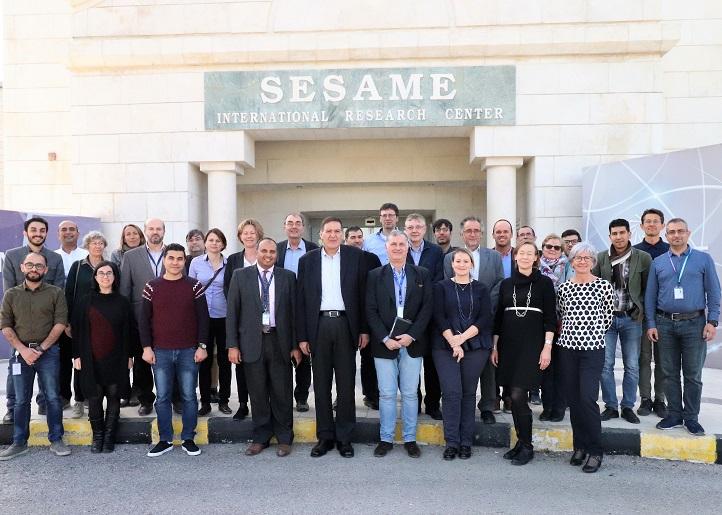 SESAME hosts BEATS kick-off meeting