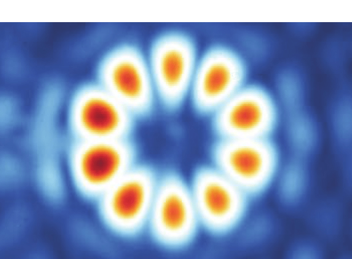 A new twist in soft x-ray beams