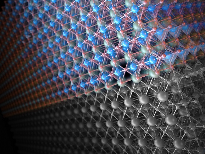 A 1-Atom-Deep Look at a Water-Splitting Catalyst