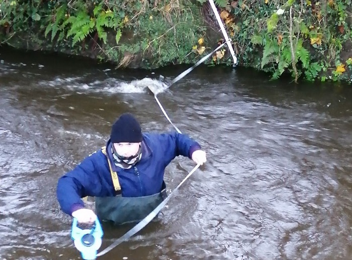 Dublin researchers study phosphorus cycling and water quality