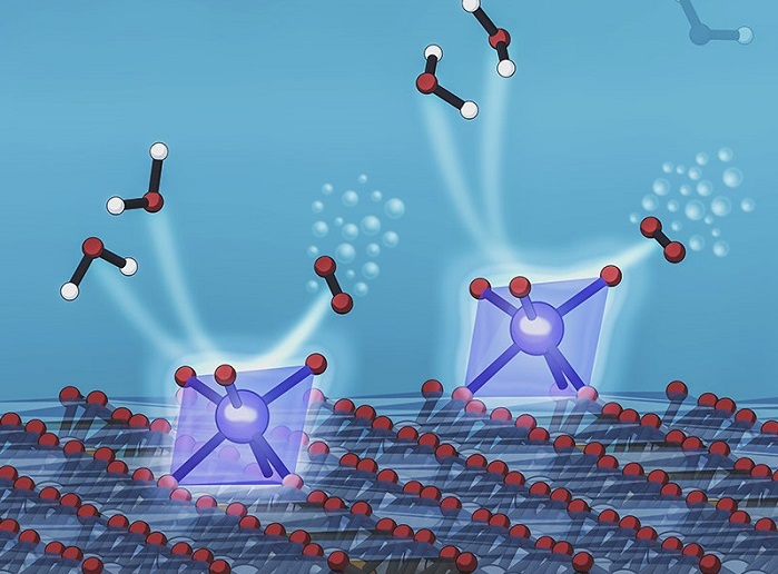 A new approach creates an exceptional single-atom catalyst for water splitting