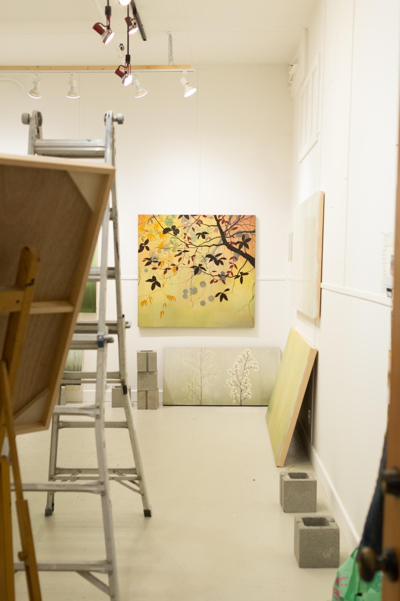 Studio Visit With Ivy Jacobsen Lightsource Sf