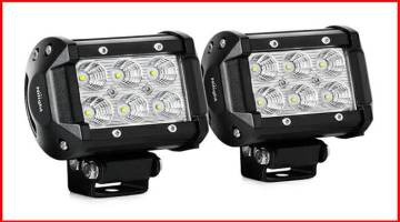 Top 5 Best Fog Lights Reviews in 2018 & a Detailed Buying Guide
