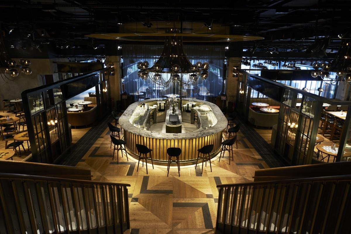 Lightswitch Hong Kong Jockey Club Hay Market Restaurant
