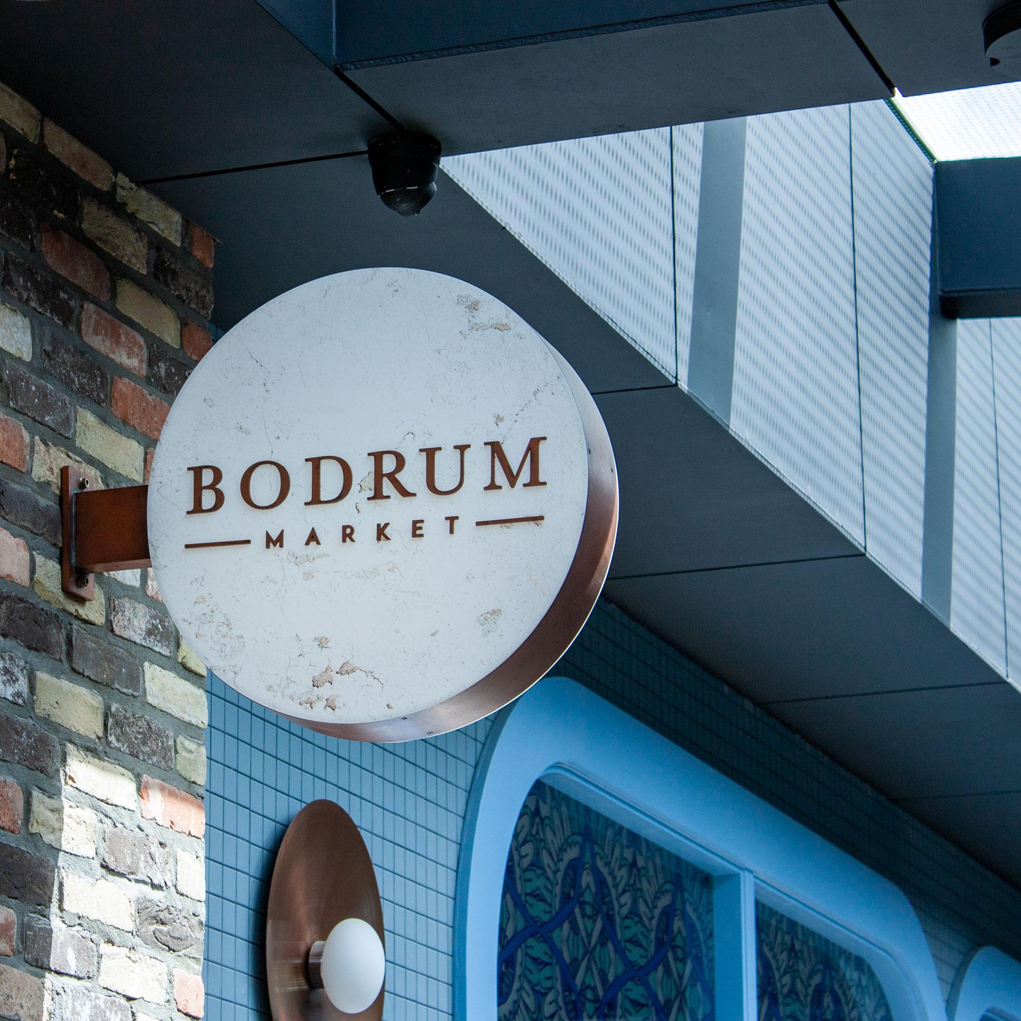 Round Tavern Sign