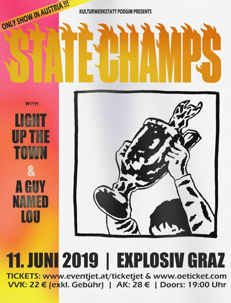 State Champs Light Up The Town Graz Band
