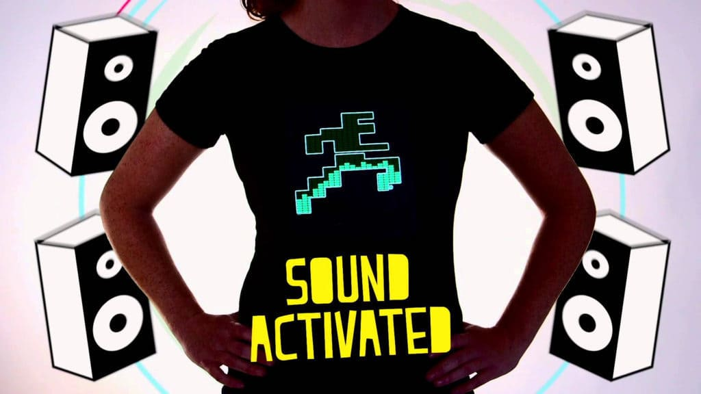 LED T-shirts And More