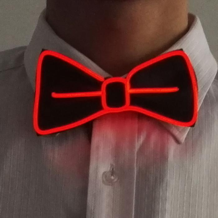 red-el-wire-bow-tie