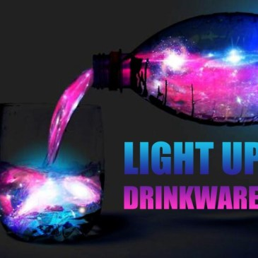 Light Up Drinkware to Light Up Your Party