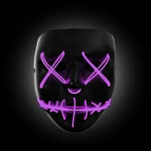 purple the purge mask