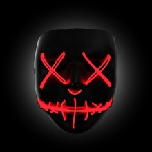 red the purge mask
