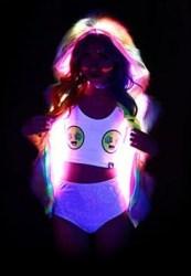 led clothing