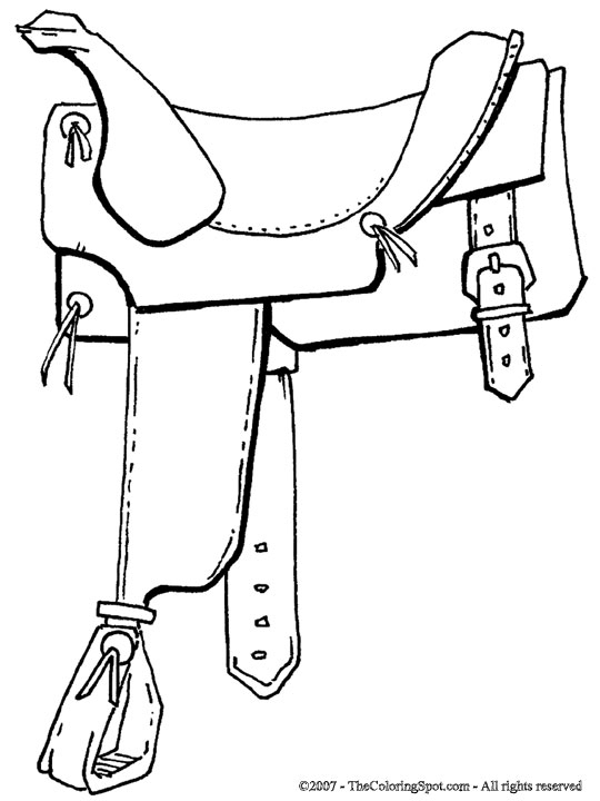 Saddle Audio Stories For Kids Amp Free Coloring Pages From