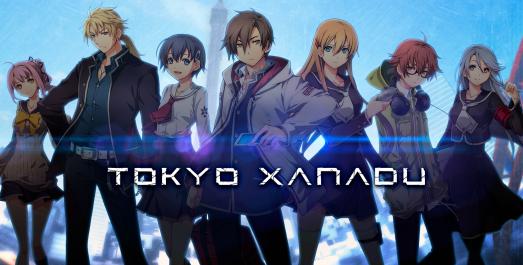 Tokyo Xanadu Characters