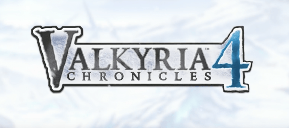 Valkyria Chronicles 4 Title