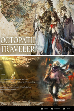 Octopath Traveler_ Therion